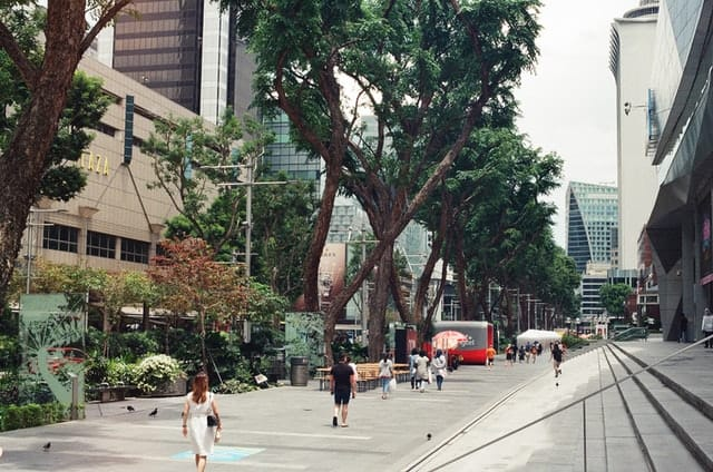 Orchard Road, Singapore - Quality of Life - Sustainable Cities
