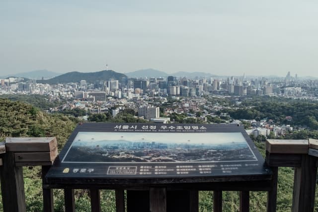 Seoul, South Korea - Improve Quality of Life - Sustainable City